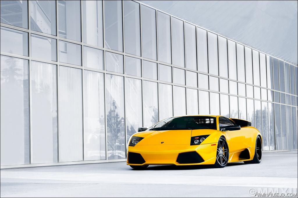 Jag's Lamborghini Murciélago