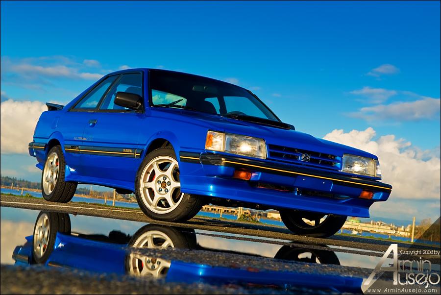 Tex's Subaru RX