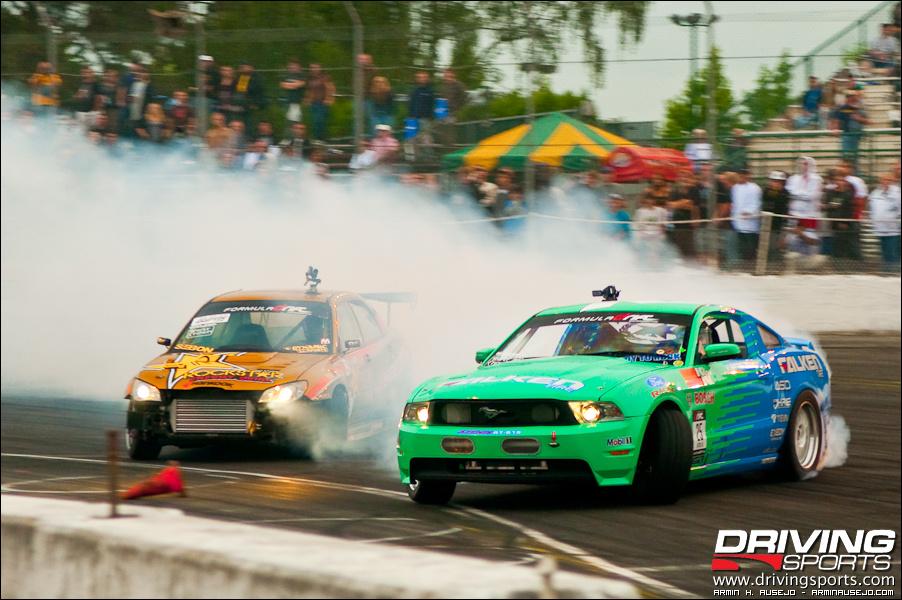 Formula D Seattle 2009
