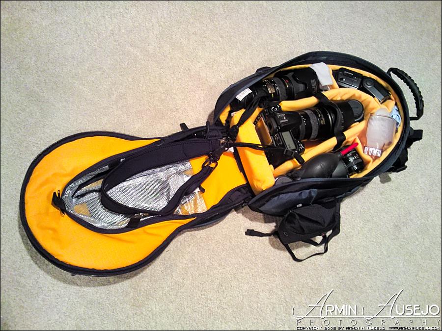 New Camera Bag — Kata R-103