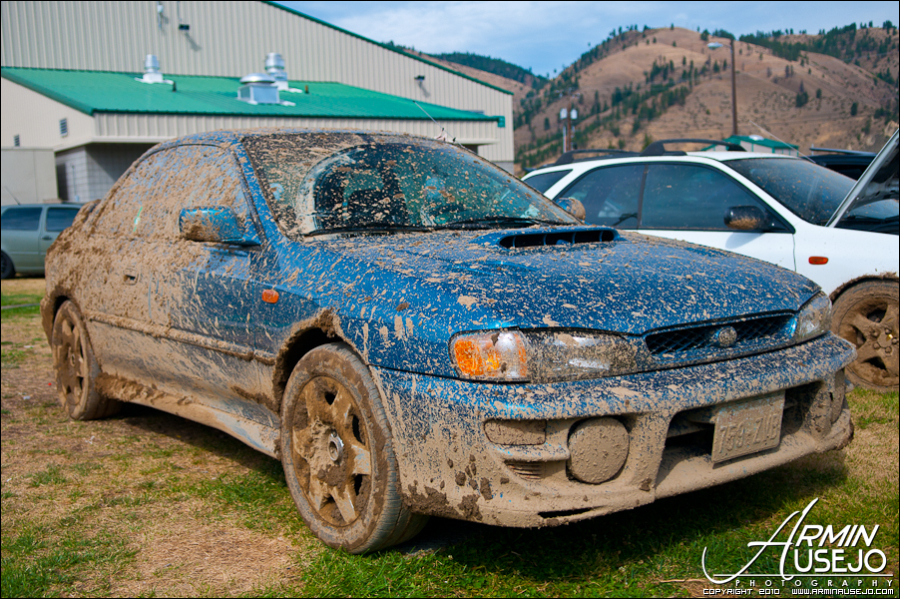Straight from the mudpit