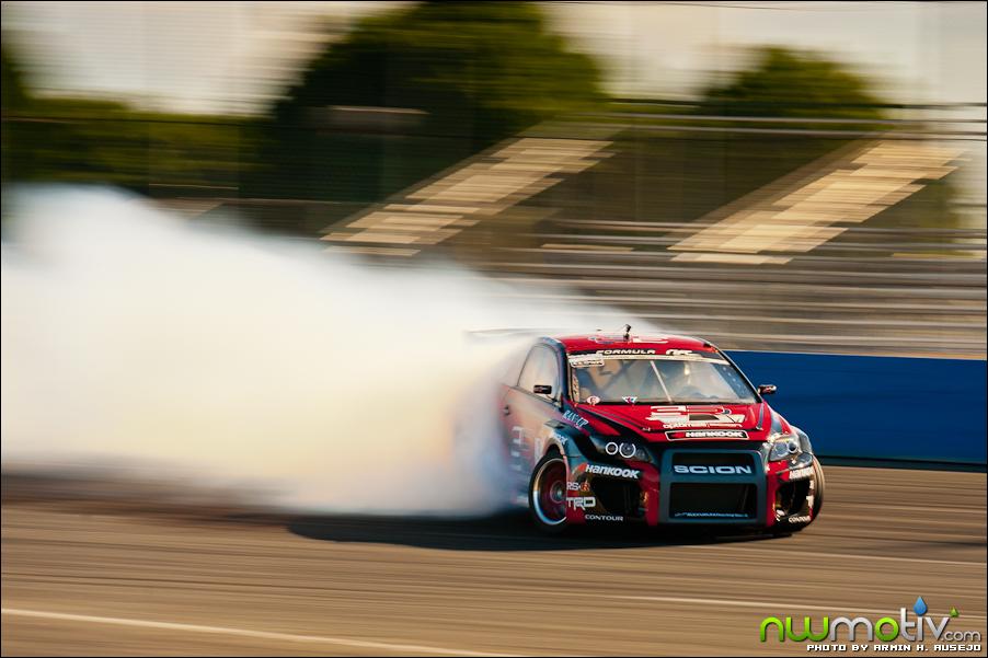Formula D Seattle 2011