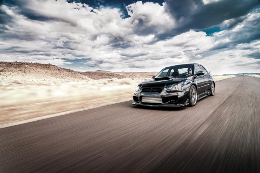 Erich's Subaru WRX for NWMotiv