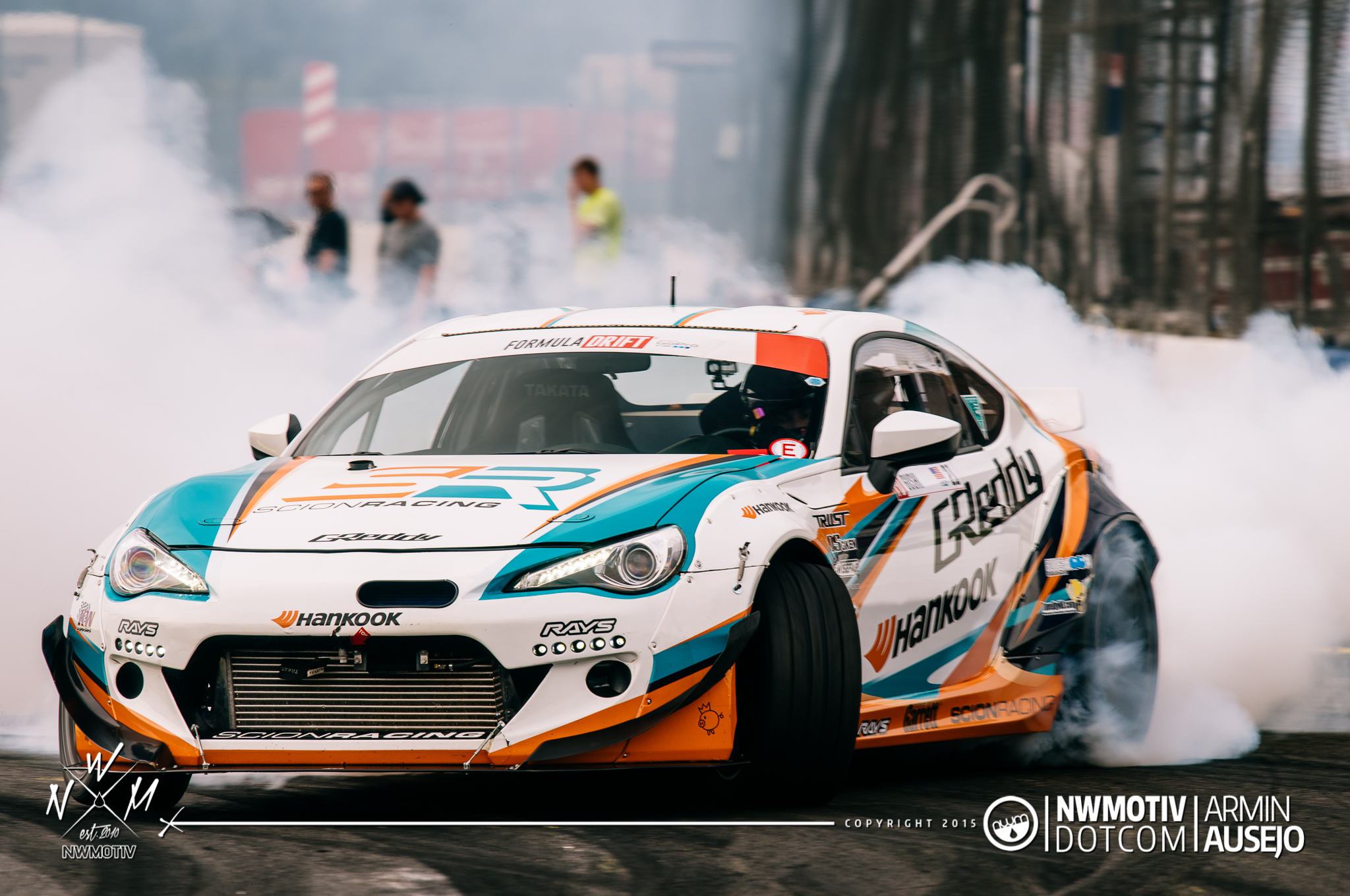 Formula DRIFT Seattle 2015