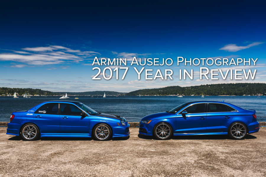 Armin Ausejo Photography 2017 Year in Review