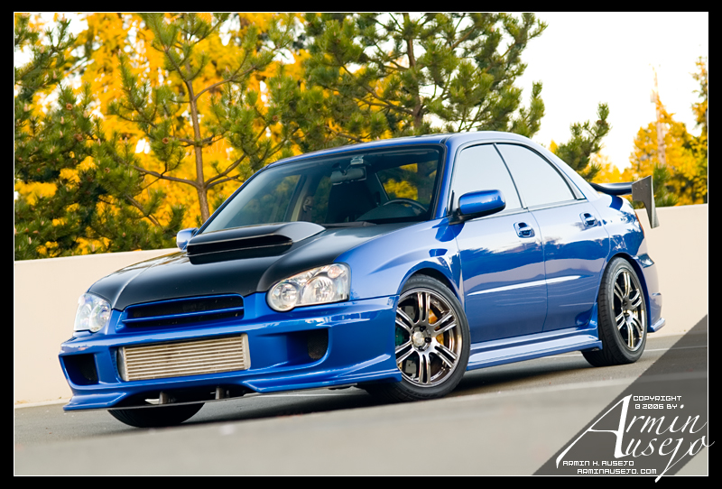 Don's Do-Luck WRX