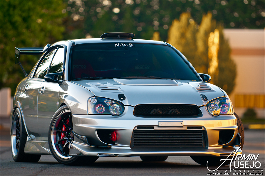 Jeff's STI for Import Tuner