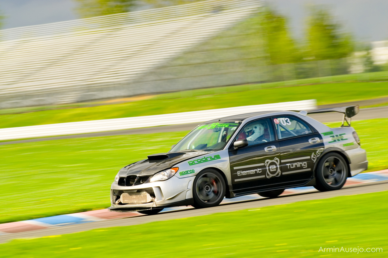 Element Tuning Time Attack Race Car