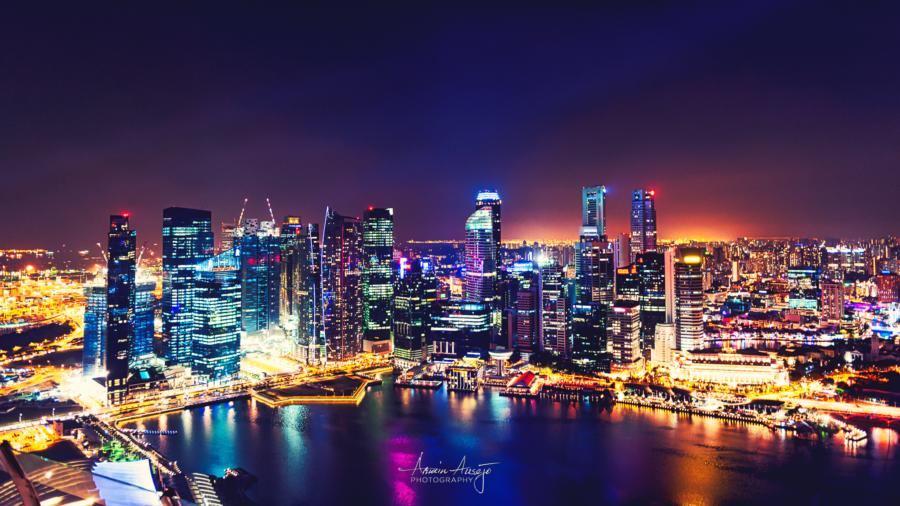 Singapore Cyberpunk 2011