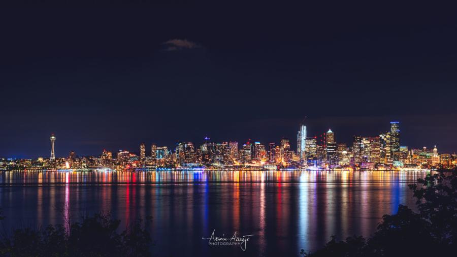 Seattle Cyberpunk 2019