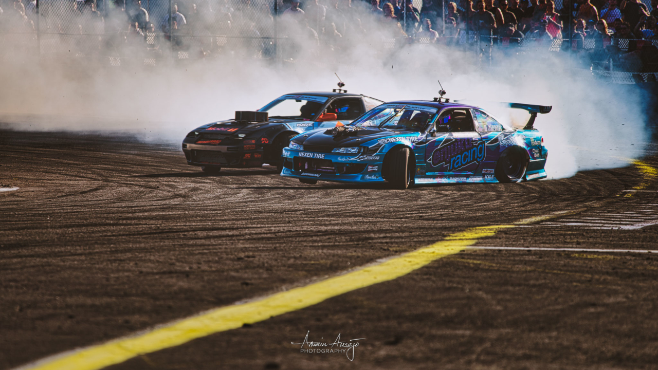 Silvia vs. Silvia at Formula DRIFT Seattle 2016