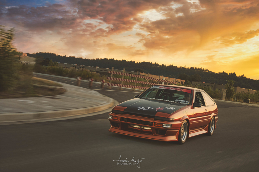 Lawrence's AE86