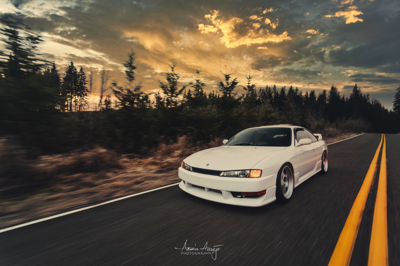 "James' S14 ""Once More into the Touge"""