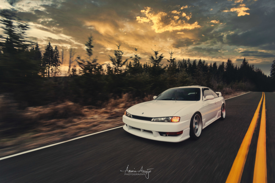"""James' S14 """"Once More into the Touge"""""""