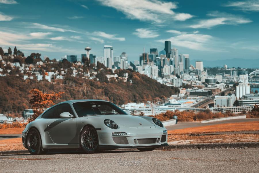 """Rheena's Porsche 911, """"Halloween Special"""""""