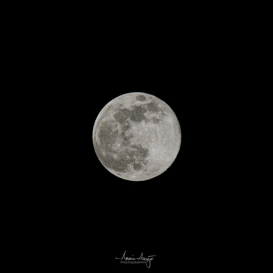 Super Moon, April 2020