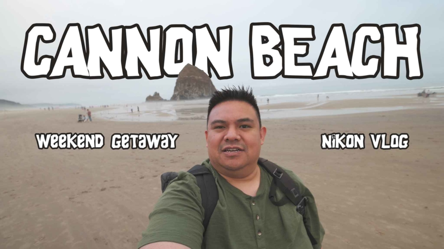 Cannon Beach Weekend Getaway and Vlog